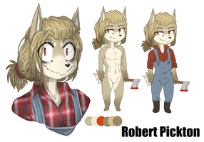 -Robert Pickton- by SC00TAH