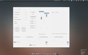 Full flat 2 gtk theme by lgsalvati