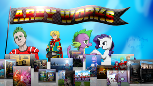 Arby Works Wallpaper by Arby-Works