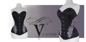Mauve by v-couture-boutique