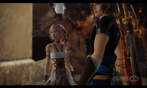 Serah Farron Screenshot n.22 by SerahsBowBlade