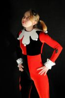 Harley Quinn: Unmasked by Salemburn