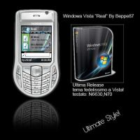 Win Vista Ultimate Nokia Theme by Beppe87