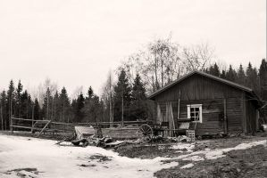 Somewhere in Finland by Desintegrator
