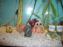 one piece fishman aquarium by metal-otaku