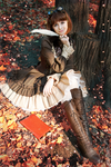 Steampunk Doll - Autumn pt.1 by UselessDevice