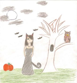 Halloween Contest Entry by CrystalCat101