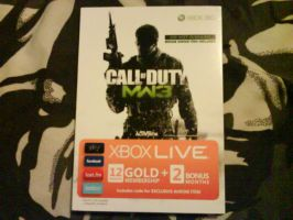 Xbox LIVE :D by demon1993