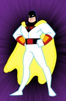 Space Ghost-00-00 by FLComics
