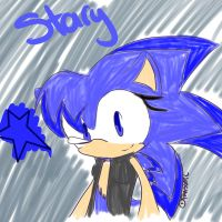 CE: Stary the Hedgehog by fansonic
