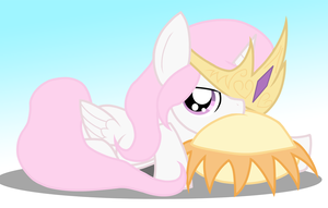 NATG (Day 5): Sleepy Little Princess by Xain-Russell