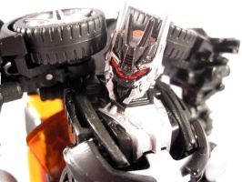 Darkside soundwave (Close-up) by scoobsterinc