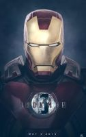 Iron Man 3 by MikhailDingle