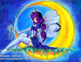 Fairy Catgirl - full color by jkrolak