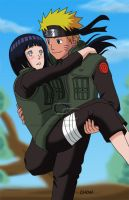 Naruhina - After Mission by crosscutter