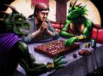 It's just a game... by ReptileCynrik