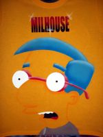 milhouse airbrushed by javiercr69