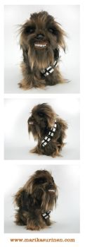 My Little Chewbacca by Spippo