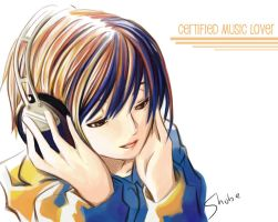 Music lover by YuRRa