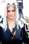 Sephiroth Close Up Oct 2011 by JenovaBoi