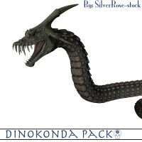 Dinokonda Pack by SilverRose-Stock