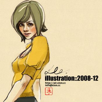 illustration 2008-12 by xion-cc