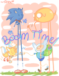 WHAT TIME IS IT? by chibiirose