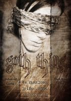 goth-thing flyer by mephisto23