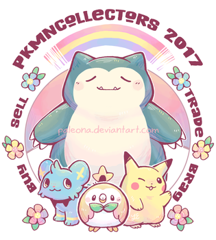 PKMNCollectors 2017 entry by Paleona