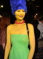 Marge Simpson by DavidKong