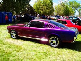 66 Mustang by whendt