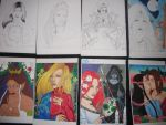 Tarot - work in progress by Selene-89