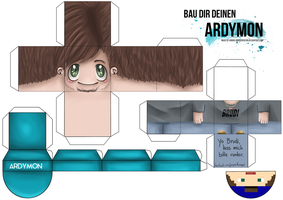 Craft your Ardymon! by anouki-morgenstern