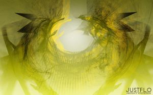 Abstract  Wallpaper 1.4 by justFlo