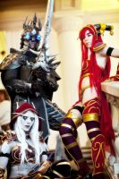World of Warcraft - Voroneg 2012 by andrewhitc