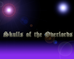 Overlords title design 1 by DP5