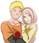 the last narusaku by Bleach-Fairy