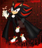 Shadow the Hedgehog by 247950
