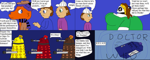 Doctor Who Chester S1 Ep5.1 pt.1 by thetrans4master