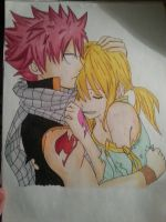 NaLu :3 by AnimeundMangaPainter