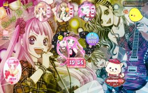 Pack Skins Marimo no Hana by RainboWxMikA