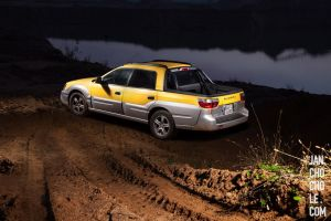 Subaru Baja by chocholik