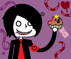 DM contest - eat me by muffin-mistress
