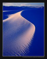Blue Dune by gwrhino