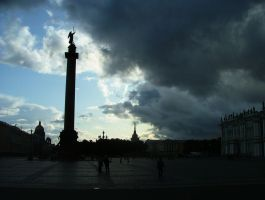 St. Petersburg weather by sToniA