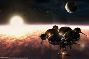 Gamma Station by GuilleBot