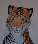 Richard Parker by CloudFoxie
