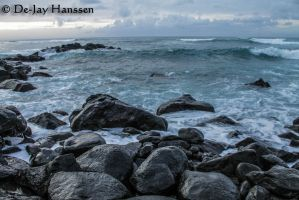 Calm Waves by HanssenPhotography