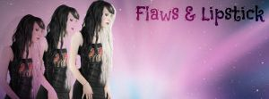 Timeline Cover - Flaws and Lipstick Alt Modeling 2 by Ash-Love