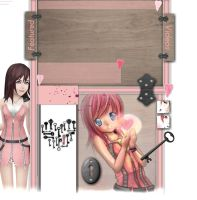 Kairi YT BG FREE USE by Nami-Lee
